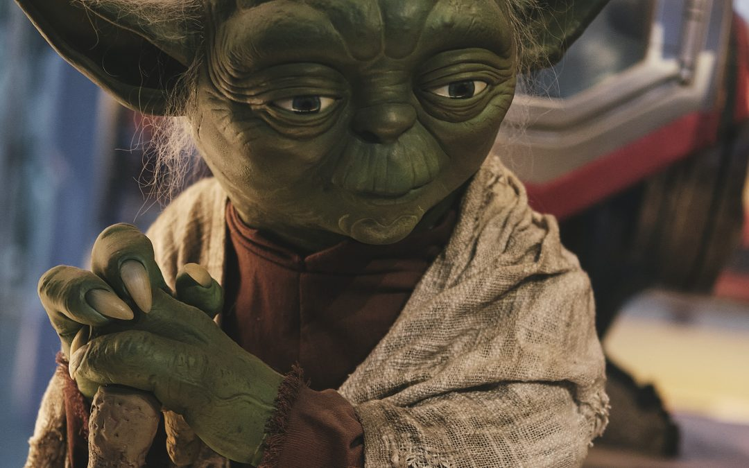 The Blank Slate Podcast, Episode Twenty-Nine – There's No Try.